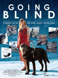 Movie Poster for the film Going Blind