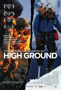 Cover image for the movie High Ground